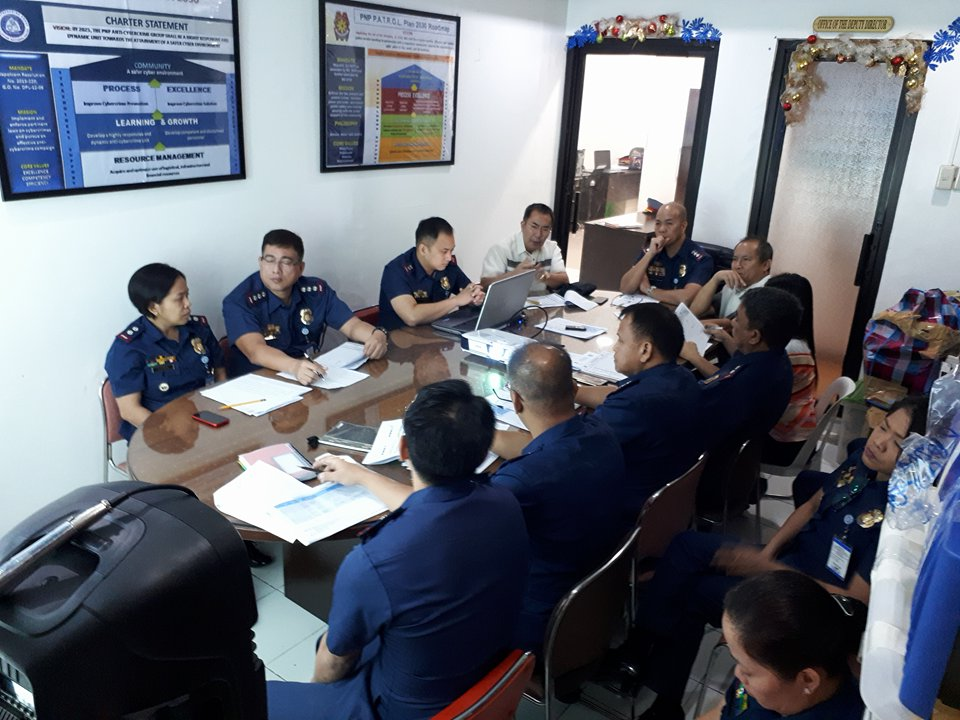 4th Quarter PNP ACG Strategy Review for CY 2017